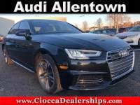 2017 Audi A4 2.0T Premium Plus in Allentown