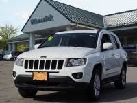 Certified Pre-Owned 2016 Jeep Compass Latitude 4x4 Latitude SUV in Warwick near Ramsey, NJ