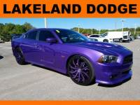 Pre-Owned 2013 Dodge Charger SRT8 Super Bee
