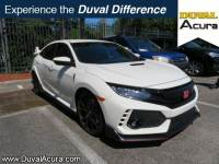 Used 2018 Honda Civic Type R For Sale at Duval Acura | VIN: SHHFK8G79JU202665