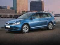 2017 Volkswagen Golf SportWagen S Wagon All-wheel Drive
