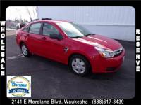 2008 Ford Focus Sedan For Sale in Madison, WI