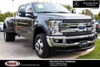 Pre-Owned 2018 Ford Super Duty F-350 DRW LARIAT 4WD Crew Cab 8' Box