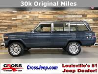 PRE-OWNED 1988 JEEP GRAND WAGONEER GRAND WAGONEER 4WD