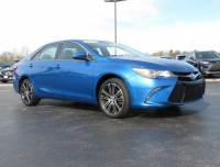 2016 Toyota Camry SE w/Special Edition Pkg Sedan Front-wheel Drive