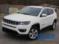 CERTIFIED PRE-OWNED 2018 JEEP COMPASS LATITUDE 4WD