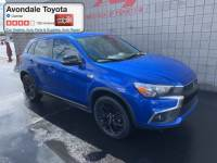 Pre-Owned 2017 Mitsubishi Outlander Sport 2.0 LE CUV Front-wheel Drive in Avondale, AZ