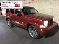 Pre-Owned 2012 Jeep Liberty Sport 4x4 SUV 4x4 in Avondale, AZ