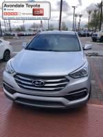 Pre-Owned 2017 Hyundai Santa Fe Sport 2.4L SUV All-wheel Drive in Avondale, AZ