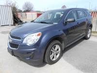 Pre-Owned 2013 Chevrolet Equinox LS SUV