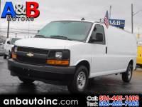 2017 Chevrolet Express 2500 Cargo Extended