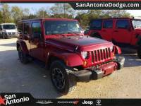 Used 2012 Jeep Wrangler Unlimited 4WD 4dr Altitude SUV