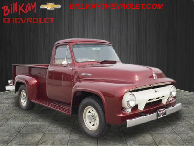 Photo Pre-Owned 1954 Ford F-250 Pickup Truck