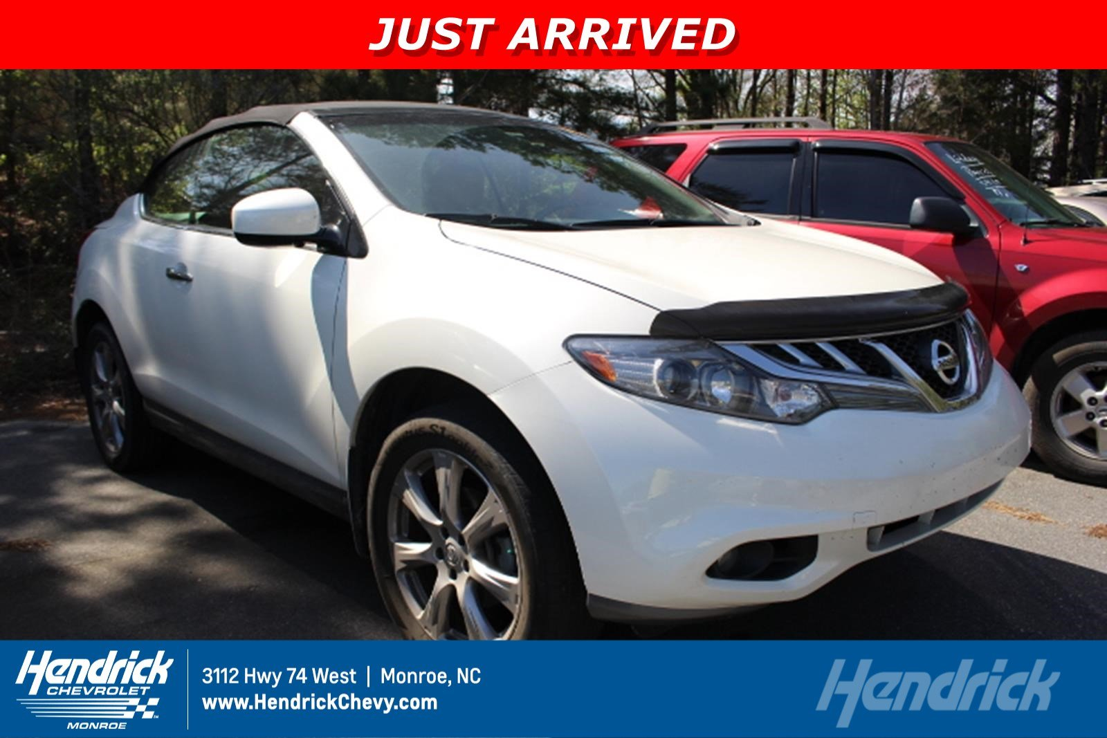 Photo 2014 Nissan Murano Crosscabriolet AWD 2dr Convertible Convertible in Franklin, TN