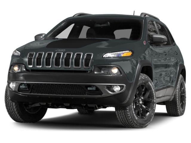 Photo Used 2014 Jeep Cherokee Trailhawk SUV for sale in Midland, MI