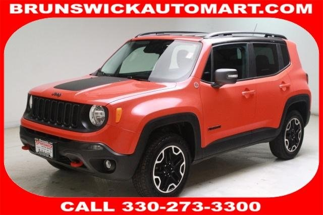 Photo Used 2016 Jeep Renegade Trailhawk 4x4 in Brunswick, OH, near Cleveland