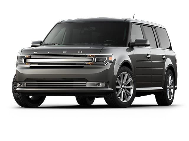Photo 2018 Ford Flex Limited AWD Limited Crossover wEcoBoost EcoBoost Twin Turbo in Detroit, MI