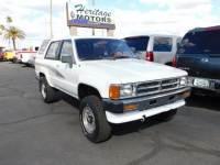 1989 Toyota 4Runner SR5 V6 4WD