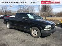 Pre-Owned 2001 Chevrolet S-10 RWD Standard Bed