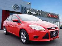 Used 2014 Ford Focus SE Sedan for sale in Totowa NJ