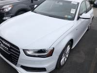 2015 Audi A4 2.0T Premium Plus Sedan quattro Tiptronic
