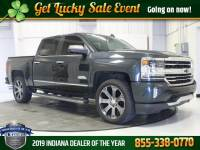 Pre-Owned 2017 Chevrolet Silverado 1500 High Country Truck Crew Cab 4x4 Fort Wayne, IN