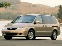 2004 Honda Odyssey EX-L Van Front-wheel Drive