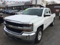 Used 2016 Chevrolet Silverado 1500 LT Truck Double Cab for Sale in WANTAGH NY on Long Island | Nassau County | 7645