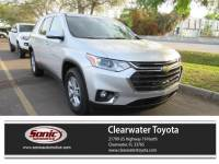 2018 Chevrolet Traverse LT Cloth FWD 4dr w/1LT SUV in Clearwater
