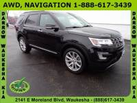2017 Ford Explorer SUV For Sale in Madison, WI
