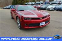 Certified Used 2014 Chevrolet Camaro 1LT Coupe in Burton, OH