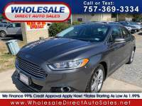 2015 Ford Fusion 4dr Sdn Hybrid FWD