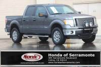 Pre-Owned 2011 Ford F-150 4WD SuperCrew 5-1/2 Ft Box XLT