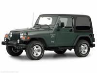 2000 Jeep Wrangler Sport Sport