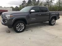 Used 2017 Toyota Tacoma Limited Double Cab 5' Bed V6 4x4 AT