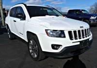 Certified Pre-Owned 2017 Jeep Compass Sport FWD SUV