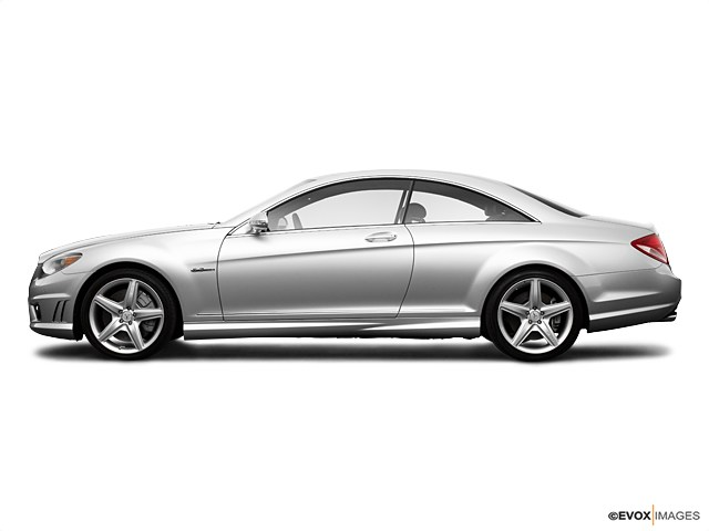 Photo Pre-Owned 2009 Mercedes-Benz CL-Class 6.3L V8 AMG Coupe in Creve Coeur MO