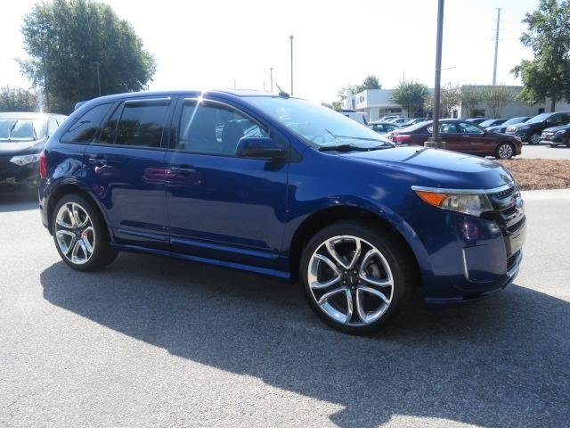 Photo 2013 Ford Edge Sport - Ford dealer in Amarillo TX  Used Ford dealership serving Dumas Lubbock Plainview Pampa TX