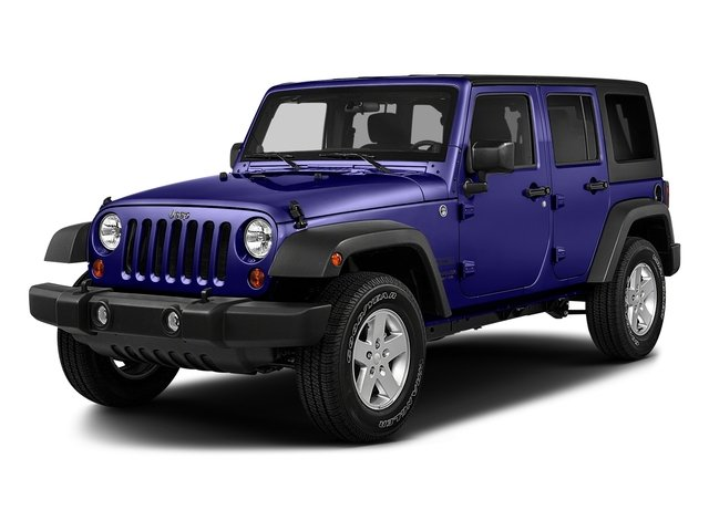 Photo 2017 Jeep Wrangler Unlimited Sport - Jeep dealer in Amarillo TX  Used Jeep dealership serving Dumas Lubbock Plainview Pampa TX