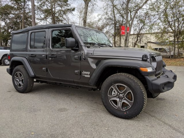 Photo 2018 Jeep Wrangler Unlimited Sport S - Jeep dealer in Amarillo TX  Used Jeep dealership serving Dumas Lubbock Plainview Pampa TX