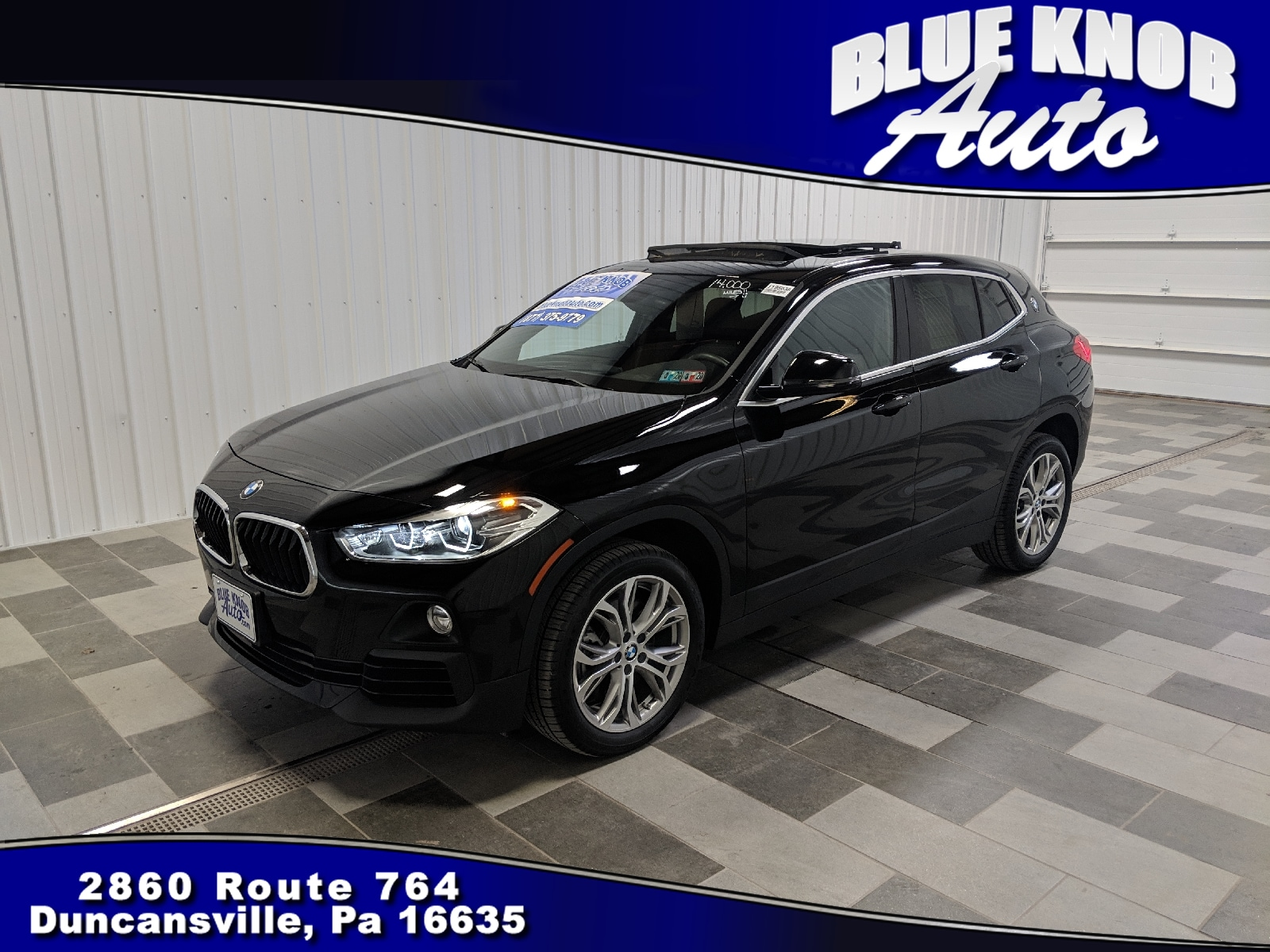 Photo 2018 BMW X2 xDrive28i Sports Activity Coupe in Duncansville  Serving Altoona, Ebensburg, Huntingdon, and Hollidaysburg PA