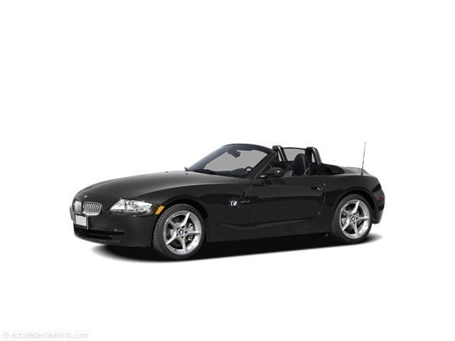 Photo Used 2008 BMW Z4 2dr Roadster 3.0si Coupe For Sale in Seneca, SC