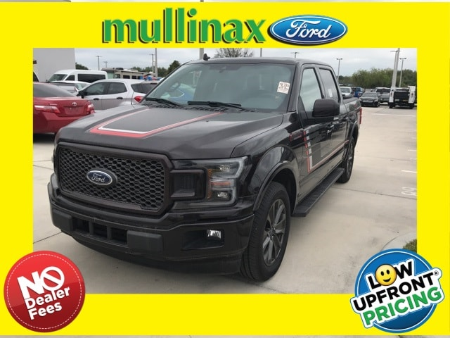 Photo Used 2018 Ford F-150 Lariat Special Edition W 20 Wheels, 3.5L Ecoboos Truck SuperCrew Cab V-6 cyl in Kissimmee, FL