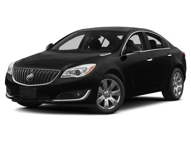 Photo Used 2016 Buick Regal Turbo Sedan AWD for Sale in Stow, OH