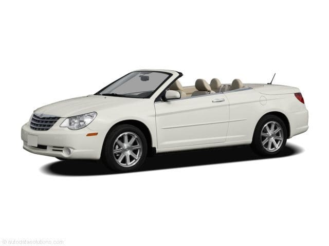 Photo 2008 Used Chrysler Sebring 2dr Conv Touring FWD For Sale in Moline IL  Serving Quad Cities, Davenport, Rock Island or Bettendorf  S19612A