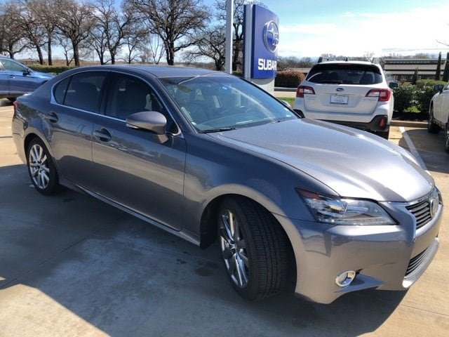 Photo Used 2015 LEXUS GS 350 350 For Sale Grapevine, TX