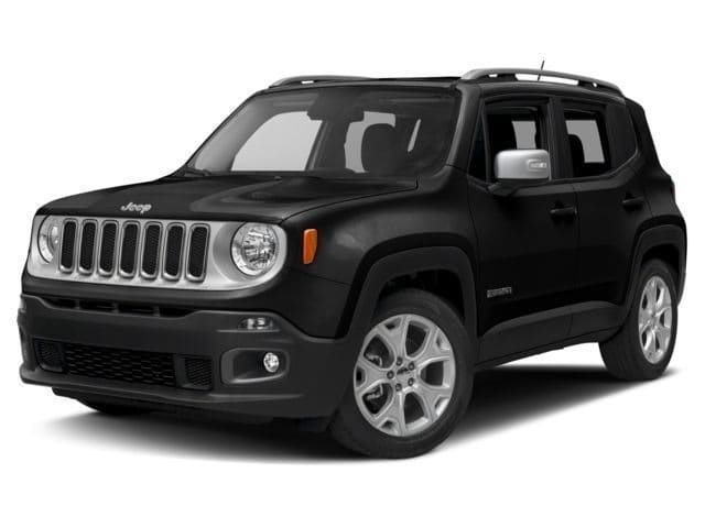 Photo 2018 Jeep Renegade Limited 4x4 Sport Utility For Sale in Erie PA