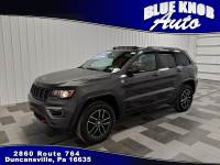 2018 Jeep Grand Cherokee Trailhawk 4x4 SUV in Duncansville | Serving Altoona, Ebensburg, Huntingdon, and Hollidaysburg PA