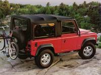 Used 1995 Land Rover Defender 90 SLNZ Convertible in Lancaster PA