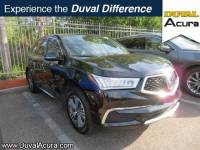 Used 2017 Acura MDX For Sale at Duval Acura | VIN: 5FRYD4H38HB015144
